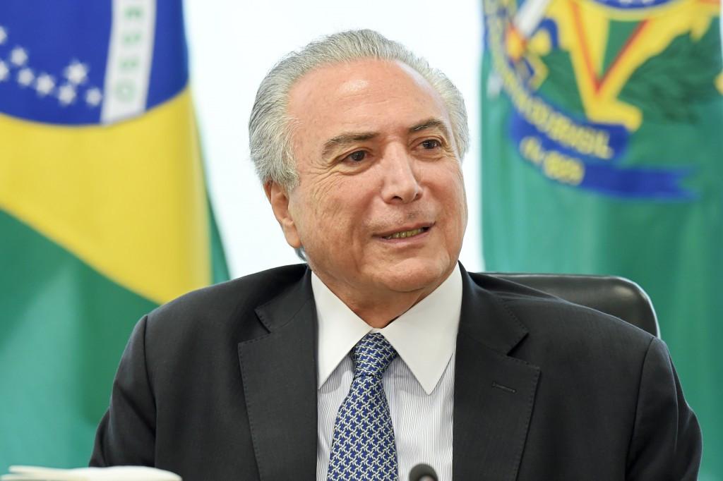 Acting Brazilian President reassures IOC over Rio 2016 success