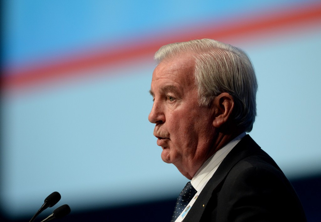 Sir Craig Reedie has promised a full report on Sochi from WADA  ©Getty Images
