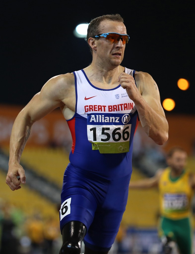 Whitehead among eight world champions named in Britain's team for IPC Athletics European Championships