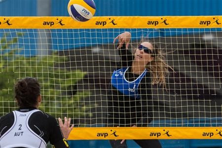 American pair Hester and Ledoux fight back to reach main draw at FIVB Cincinnati Open