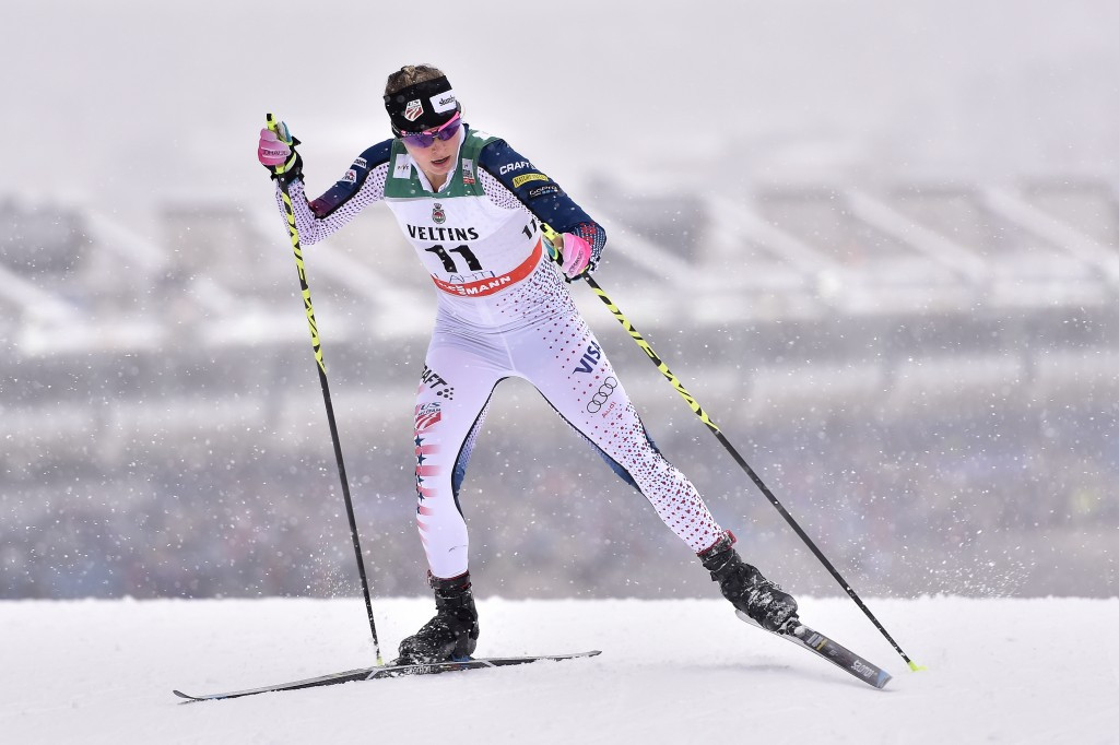 Diggins handed USSA honour after breakthrough World Cup season