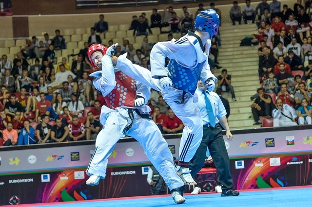Past and potential Olympic champions to compete at European Taekwondo Championships