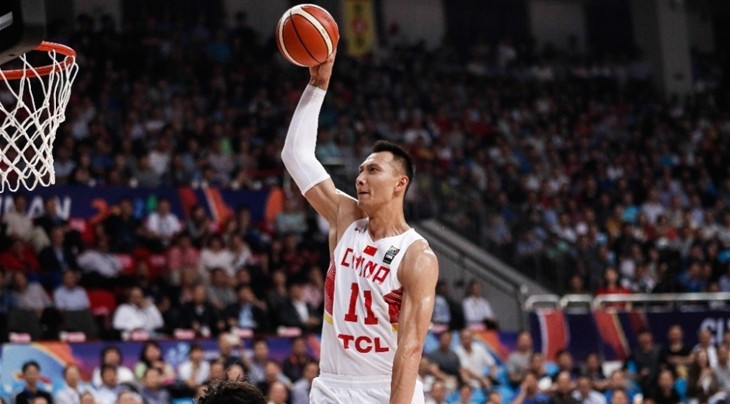 The deal will see Tencent have extensive coverage of FIBA's flagship global competitions