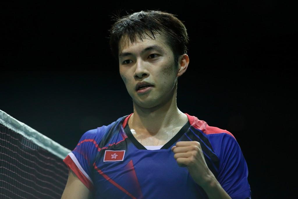 Hong Kong oust Thailand to advance at BWF Thomas Cup