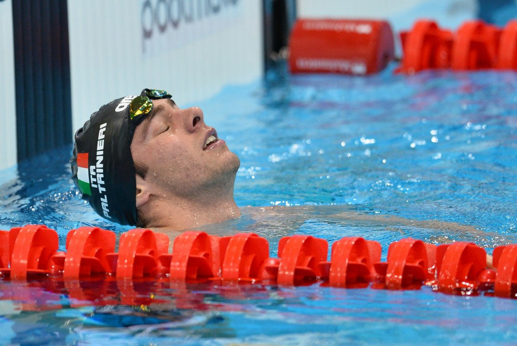 In pictures: Day three of swimming finals at LEN European Aquatics Championships