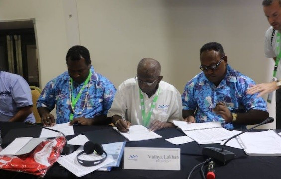 The Solomon Islands were awarded the 2023 Pacific Games last week