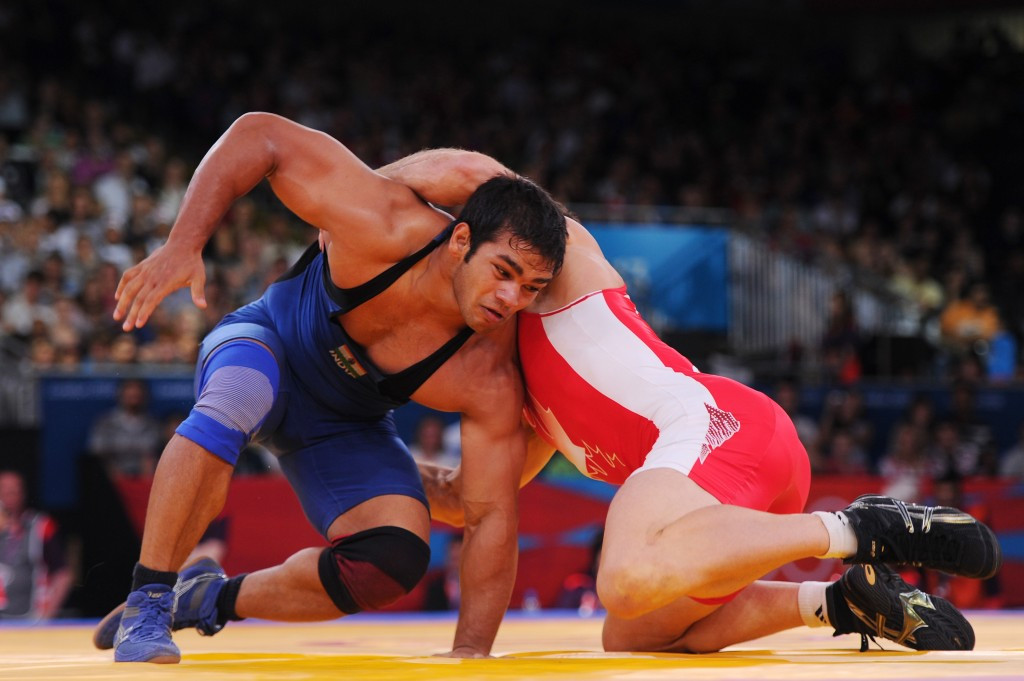 Narsingh Yadav earned the Indian quota in the 74kg event with bronze at last year's World Championships