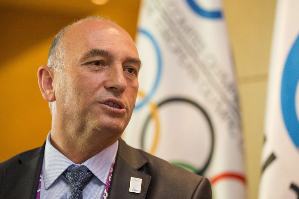 Kosovo Olympic Committee President Besim Hasani was denied a visa by the Spanish Government to attend the European Olympic Committees Seminar in Tarragona ©Getty Images