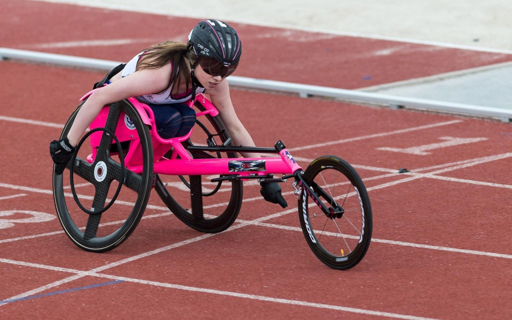 Britain perform strongly as four world records tumble at International Paralympic Meeting