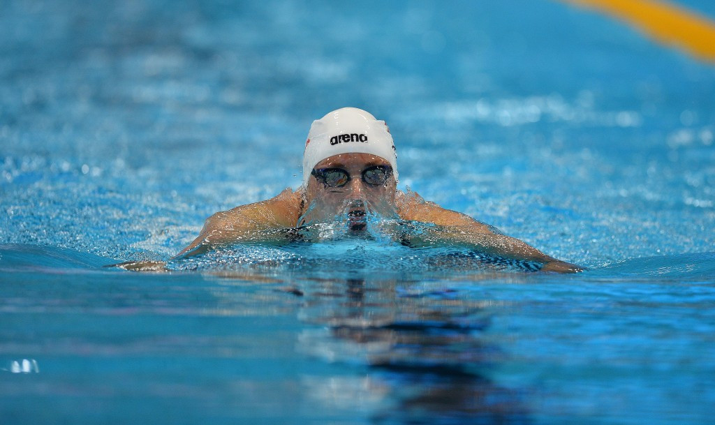 Hosszú the star as Hungary secure four gold medals at LEN European Aquatics Championships