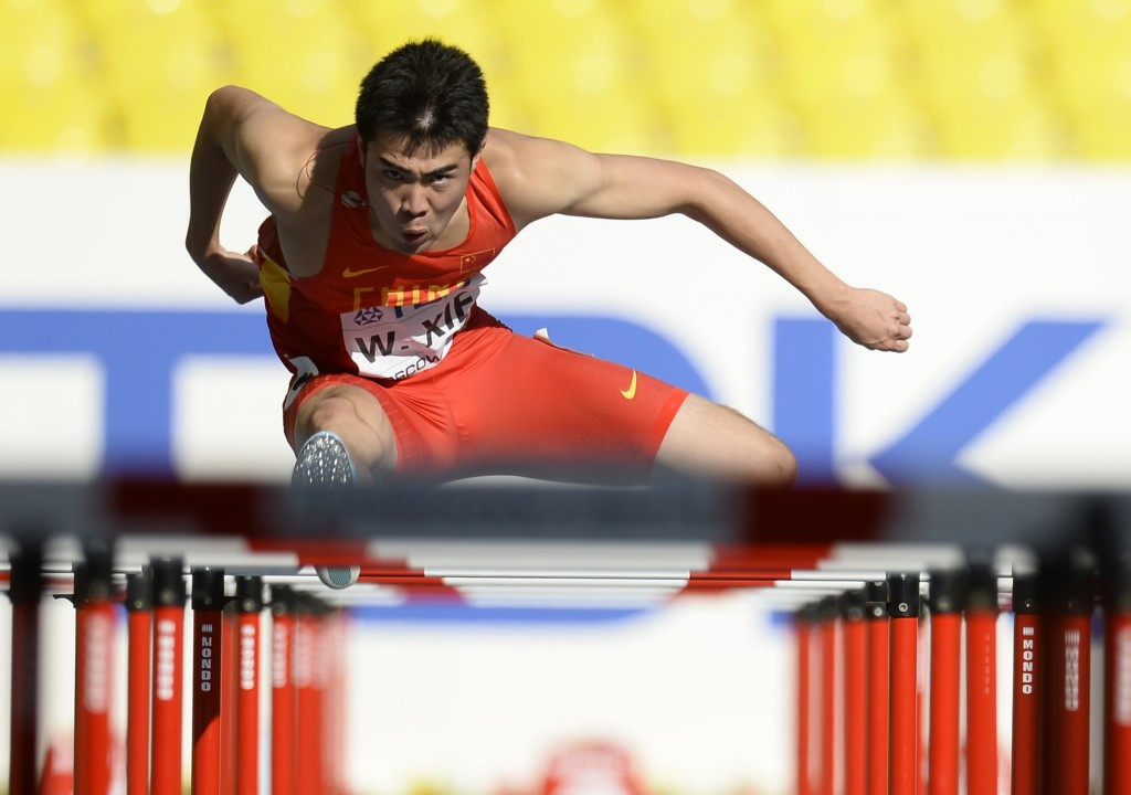 Hosts China earn four golds on opening day of Asian Athletics Championships in Wuhan