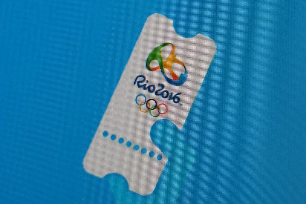 Fake tickets for Rio 2016 are reportedly being produced by online scammers ©Rio 2016