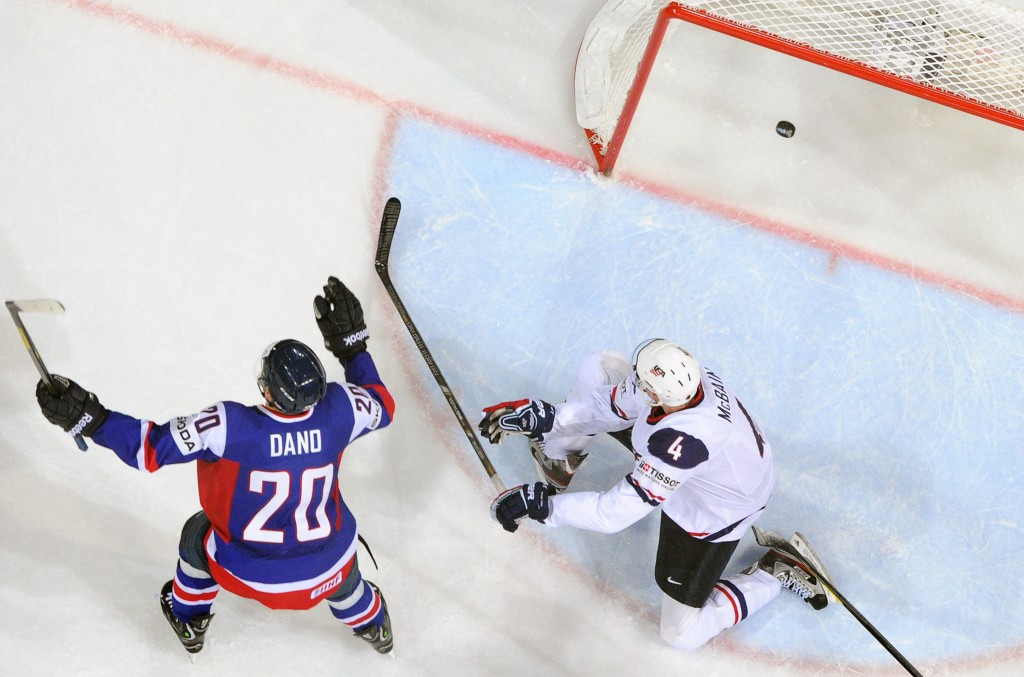 Finland and Belarus mooted as future hosts for IIHF World Championships