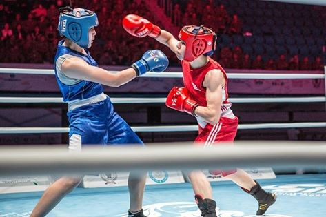 AIBA Women's World Boxing Championships: Day two of competition