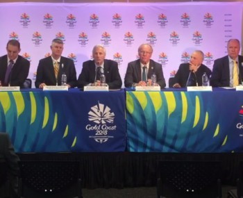 Commonwealth Games Federation pays tribute to former Gold Coast 2018 chairman as preparations praised