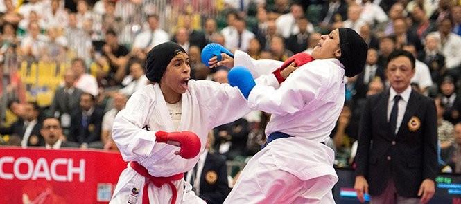 Rabat prepares to play host to first WKF Karate1-Premier League leg