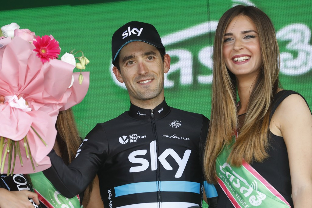 Nieve breaks clear to claim stage 13 win at Giro d'Italia as Amador claims overall lead