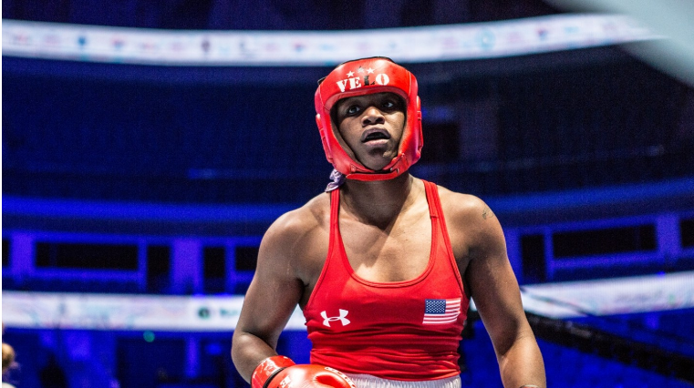 Olympic champion Shields opens bid to retain global crown with victory at Women's World Boxing Championships