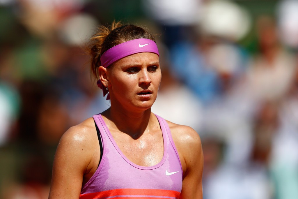 Lucie Safarova became the first Czech woman since 1981 to reach the French Open final