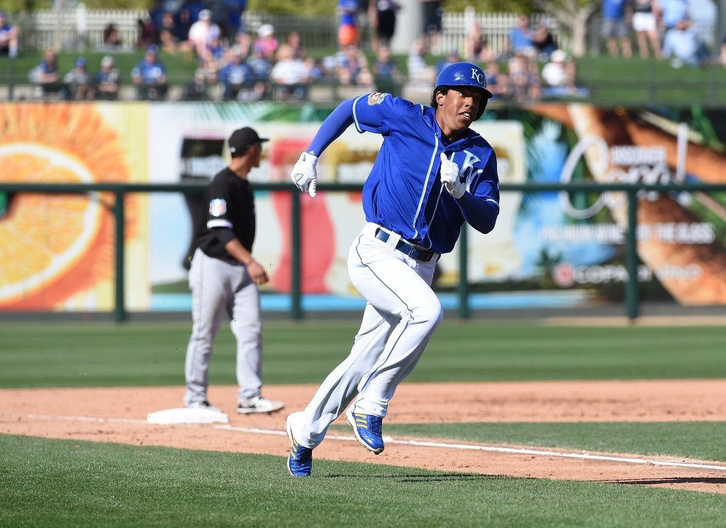 Raúl A. Mondesi is one of numerous MLB stars to have failed doping tests in recent weeks ©Getty Images