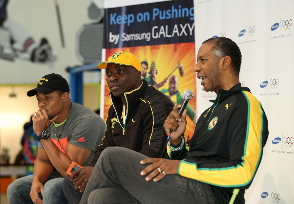 Bobsleigh chairman Stokes awarded Order of Distinction by Jamaican Government