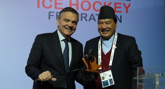 Indonesia, Nepal and Philippines become associate members of International Ice Hockey Federation