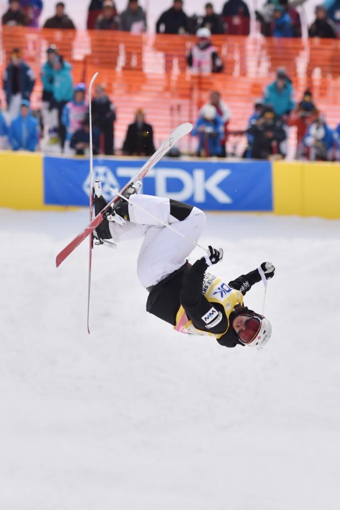 Kingsbury honoured by Canadian Freestyle Ski Association after stunning season