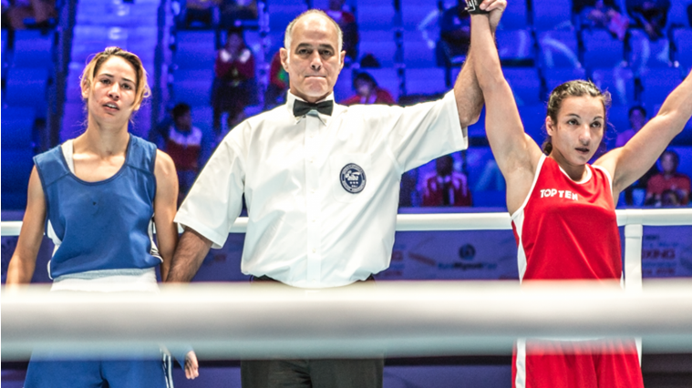 AIBA Women's World Boxing Championships: Day three of competition
