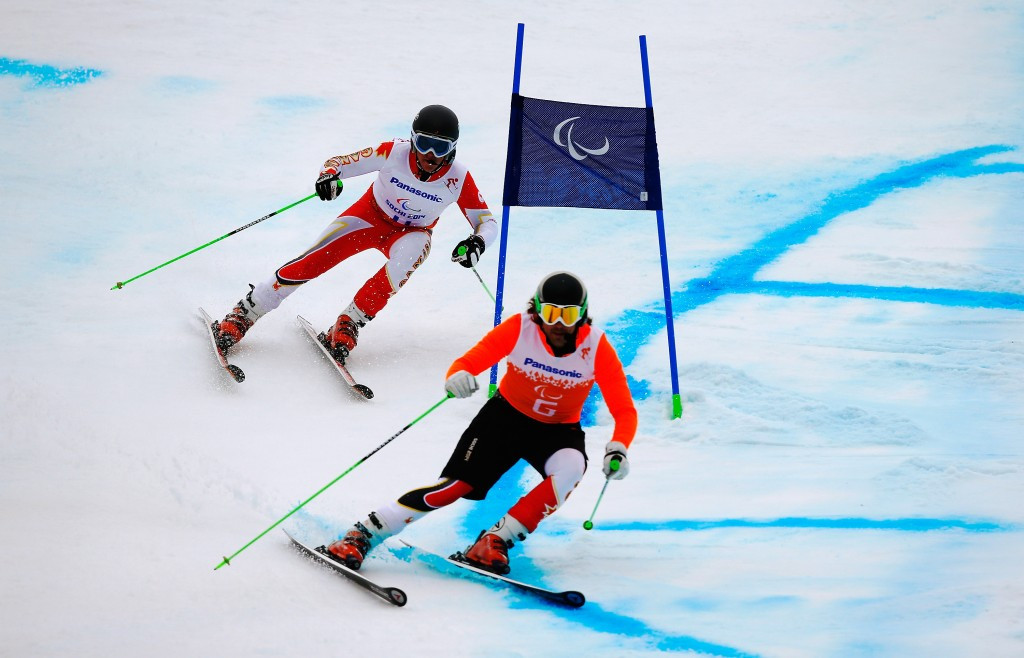 Mac Marcoux won three medals at Sochi 2014, including one gold