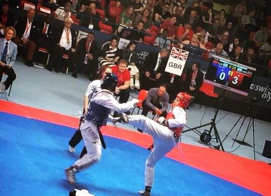 Williams joins illustrious club of Welsh teenage taekwondo stars after shock European Championship gold