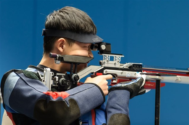 Qian stars on debut as ISSF World Cup opens in Munich