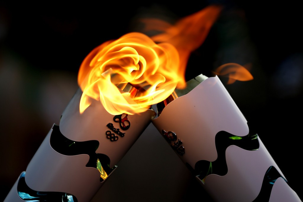 Rio 2016 launch official song of Torch Relay