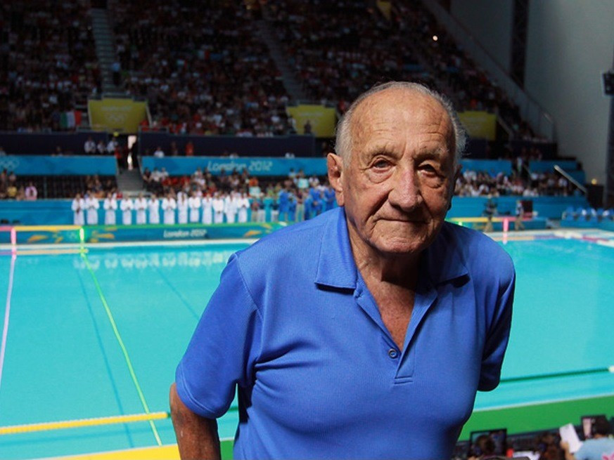 World's oldest Olympic champion dies aged 102