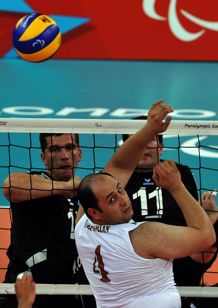 Sitting volleyball is an established part of the Paralympic programme