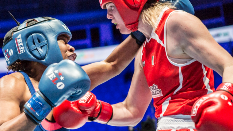 AIBA Women's World Boxing Championships: Day four of competition