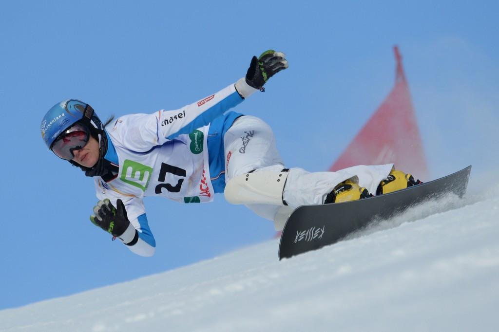 Olympic gold medallist Dujmovits among Austria's squad for new snowboard season