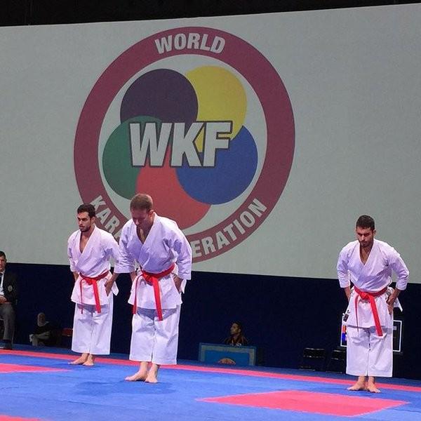 World under-21 champion Ouchen among home winners at Rabat leg of Karate1 Premier League