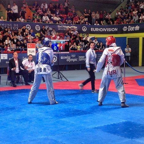 Radoš overcomes Balkan rival as Walkden continues British success at European Taekwondo Championships