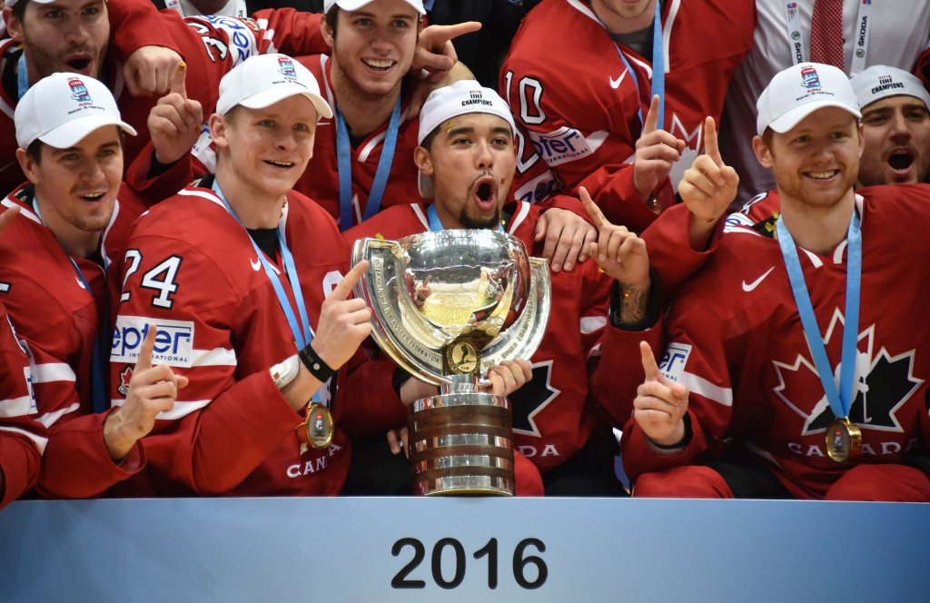 Canada battle past Finland to successfully defend IIHF World Championship title