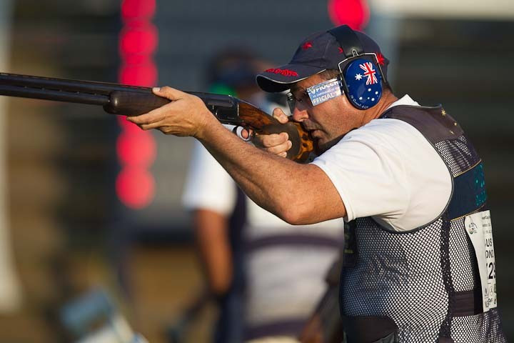 Michael Diamond has been arrested and now faces missing Rio 2016 ©ISSF
