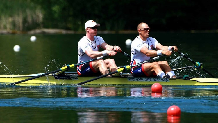 Tufte and Twigg among winners as FISA Final Olympic Qualification Regatta begins