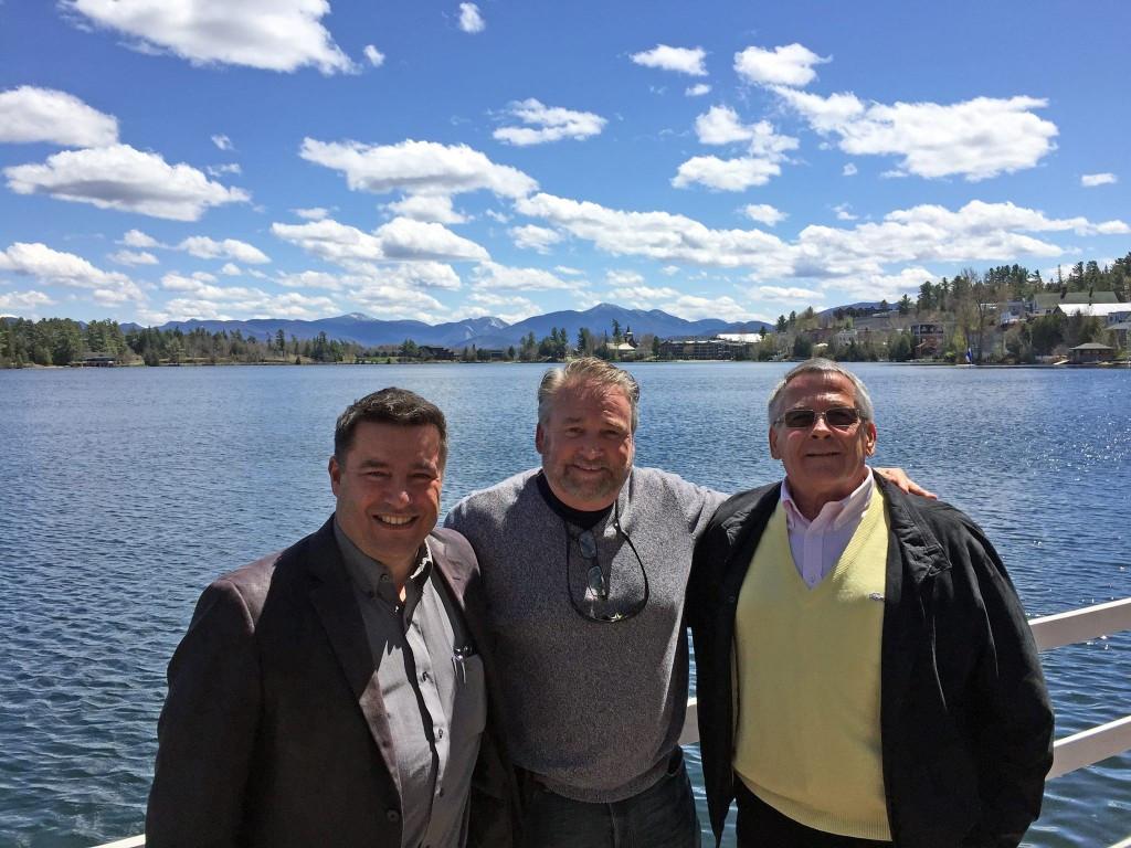FIL officials visit Lake Placid ahead of Congress