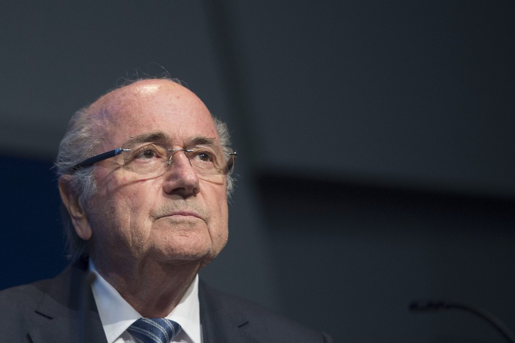 Current FIFA President Sepp Blatter claims to be the godfather of women's football