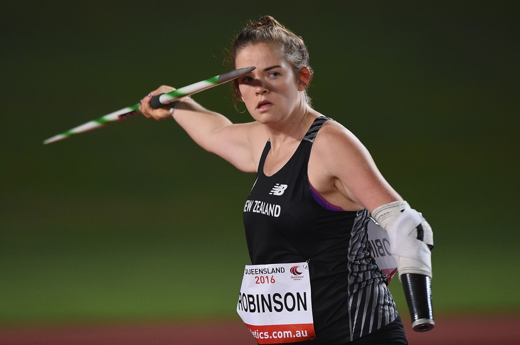 New Zealand name six-strong Para-athletics squad for Rio 2016