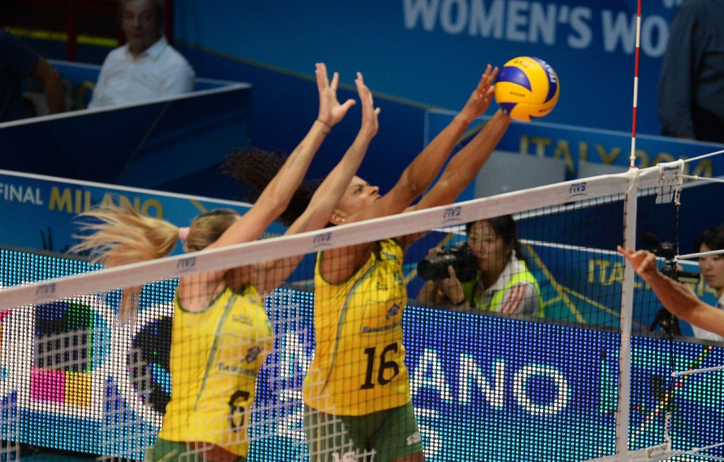 Hosts and Olympic champions Brazil face Japan test after Rio 2016 women's volleyball draw