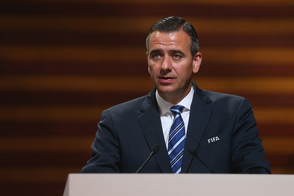 "Kattner sacked as FIFA deputy secretary general for ""breaches"" in contract"