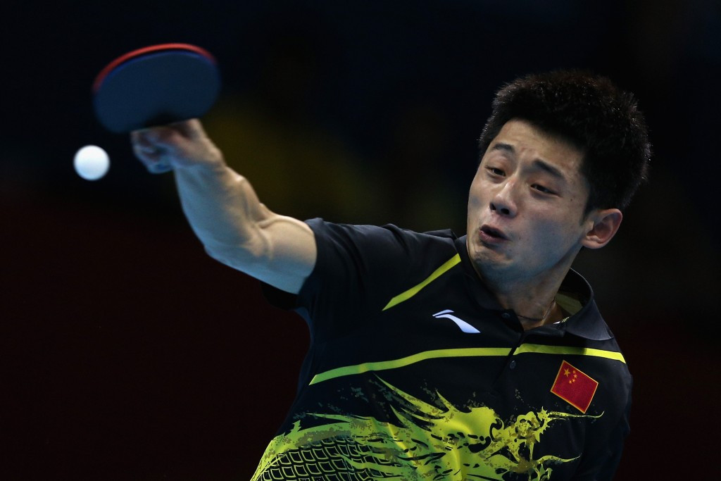 Table tennis world number one not selected for China's Rio 2016 team