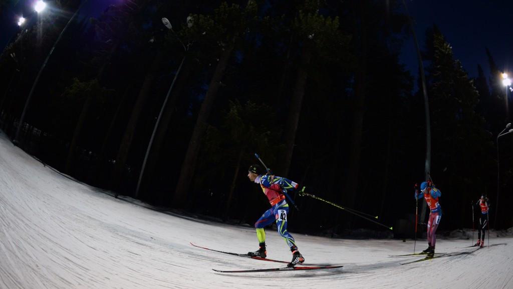 International Biathlon Union sign four-season deal with EBU