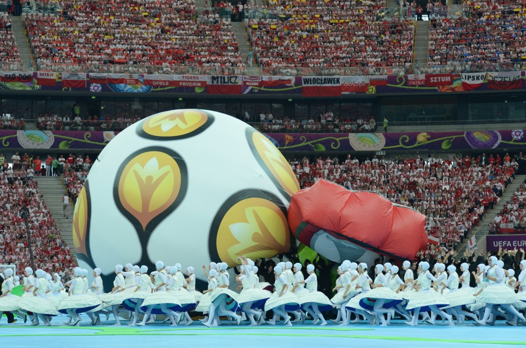 Filmmaster Events also helped produce the Opening and Closing Ceremonies of UEFA Euro 2012