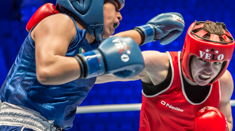Olympic champion Taylor claims Rio 2016 berth after reaching semi-finals at Women's World Boxing Championships